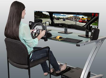 Maruti Car Driving Simulator